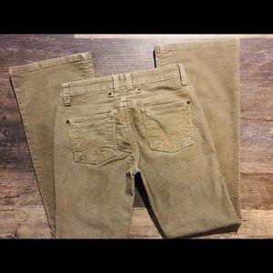Duck Head Jeans Co. Corduroy Pants Size 7